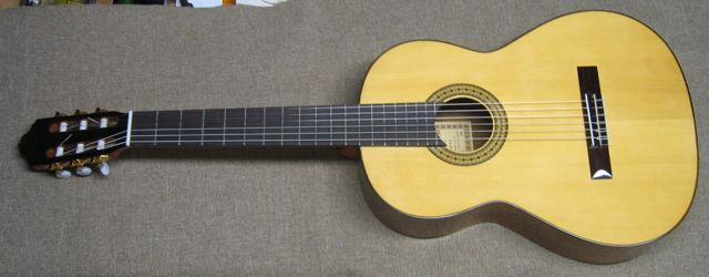 Esteve 3E Guitar Previously 1GR3E