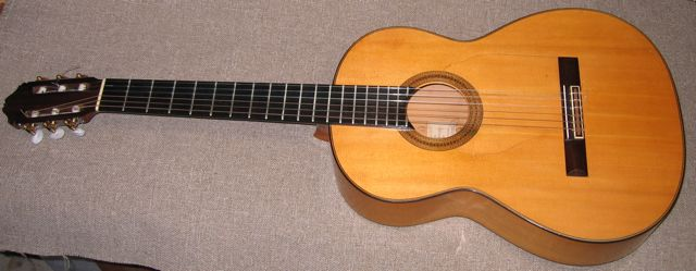 Photo of 1959 Miguel Rodrigues Flamenco Guitar
